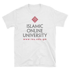 02c640cda97 IOU T-shirt – Design 1 White