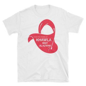 80897d97712 Khawla Bint Azwar – T-Shirt